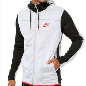 Nike Mens NSW Advance 15 Hoodie Jacket Sz XL